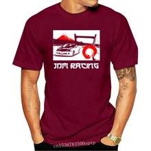 JDM Japanese Street Racing Time To Speed Up Car Race Unisex Black T-Shirt S-6XL