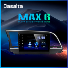 "Dasaita 9 ""IPS coche Multimedia estéreo navegación Android 9,0 para Hyundai Elantra Radio 2016 Bluetooth DSP HDMI 64GB ROM"