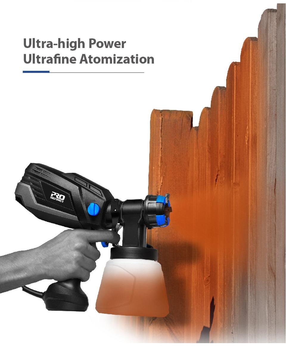 PROSTORMER Electric Spray Gun