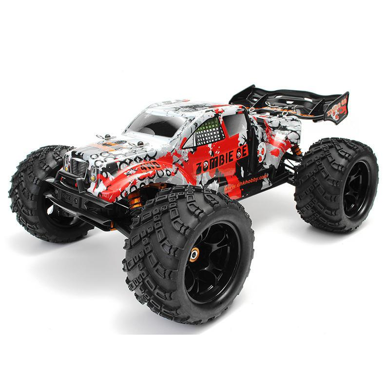 RCtown DHK Hobby Zombie 8E 8384 1/8 100A 4WD Brushless Truck RTR RC Car