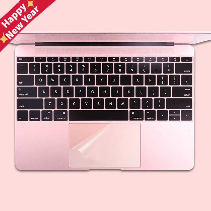 Haute clair Touchpad Film de protection autocollant pour Macbook Air 13 Pro 13.3 15 Retina barre tactile 12 pavé tactile ordinateur portable