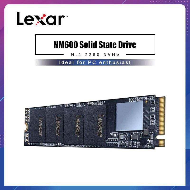 Disque dur Lexar NM600 M.2 SSD M2 SSD HD SSD 240 GB 480GB disque dur à semi-conducteurs 240 GB 960GB HDD NVMe PCIe pour ordinateur portable
