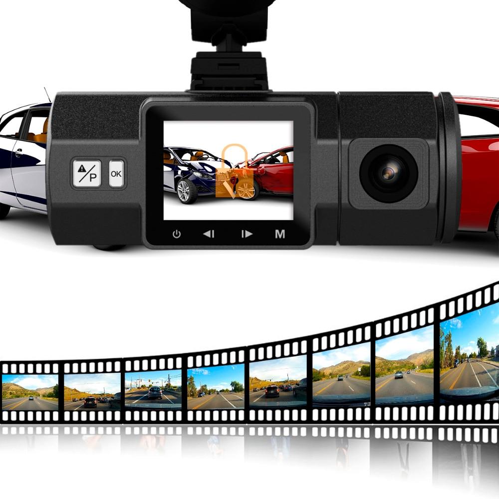 Vantrue N2 Car DVR Dual Lens Dash Cam