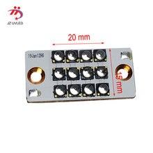 201535 a2a УФ светодиодный модуль для гелевых отверждаемых ламп