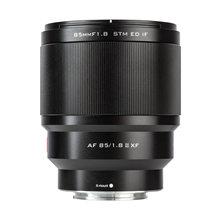 Viltrox 85mm 1.8 ii xf foco automático lente de foco fixo f1.8 lente para câmera fujifilm x-mount X-T3 X-H1 x20 X-T30 X-T20 X-T100 X-Pro2