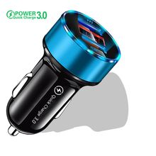 Car mobile phone Charger Quick Charge 3.0 QC3.0 for iphone 1