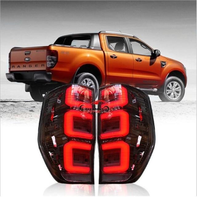 Đèn Led Storb Nhan Phía Sau Đèn Led Đuôi Đèn Phù Hợp Với Cho Ford Ranger Led Đèn Đuôi Dài 2012 2019 bán Xe Ô Tô