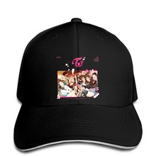 Baseball Cap Twice The Story Begins Album Cover Baseball Caps Kpop