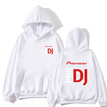 2020 New Pioneer DJ Felpa Usura del Randello Audio DJ Con Cappuccio Uomo Donna Casual In Pile MenHoodies di costume di moda(China)