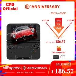 Yeni orijinal GPD XD artı Android 7.0 5 inç dokunmatik ekran 4 GB/32 GB MTK 8176 Hexa çekirdek el Tablet PC