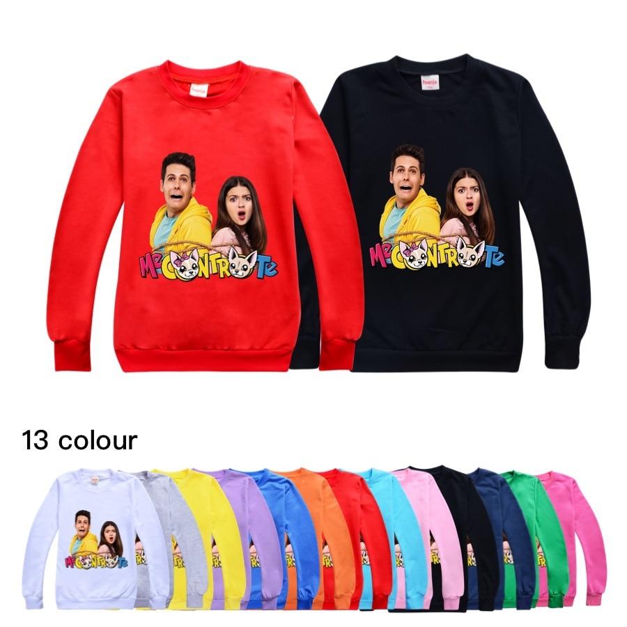Thanksgiving Shirt Girls Boys 2020 Fall Clothes Cotton Me Contro Te Christmas Shirt Children T Shirt 2 To 8 9 14 Year Teens Tops 1