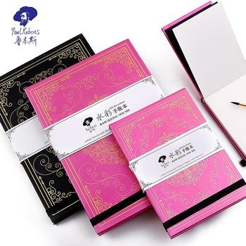 Paul Rubens 50 bawełna 300g m2 papier akwarelowy 20 arkuszy podróż woda kolor książka notatnik papier na akcesoria do malowania tanie i dobre opinie DY-AS8341 50 Cotton pulp