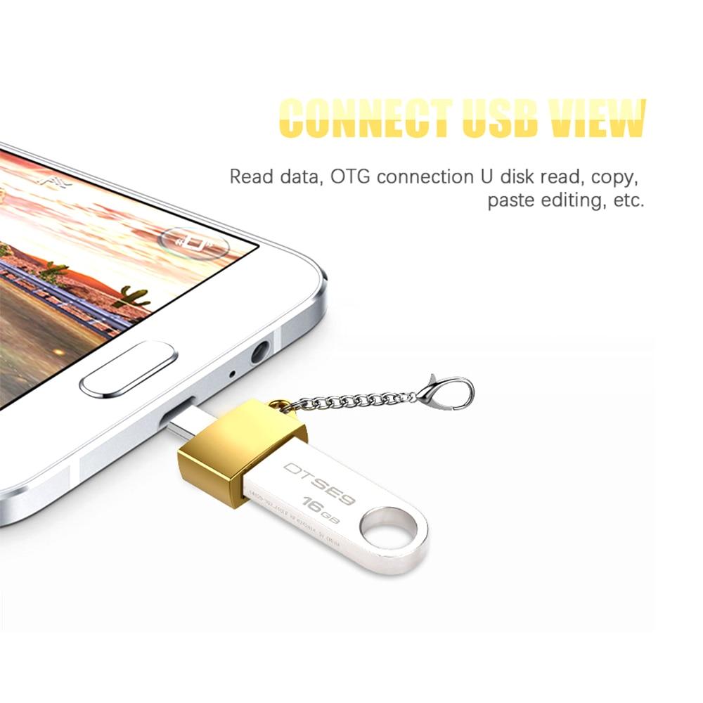 Vmade USB Type C OTG adaptateur USB C à USB 2.0 OTG type c convertisseur pour Macbook Samsung S10 S9 Huawei Mate 20 P30 USB C connecteur-in Adaptateurs pour téléphone from Téléphones portables et télécommunications on AliExpress