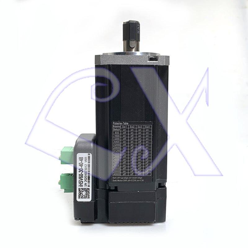 Встроенный сервопривод JMC V605 iHSV60-30-40-48 400 Вт, 48 В постоянного тока, 3000 об/мин, нм, подходит для механического рычага распылителя и т. д.