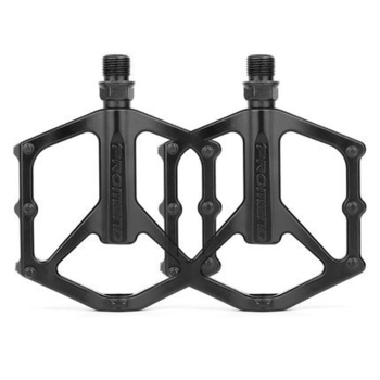 1 Pair High Quality Portable MTB Bike Bicycle Pedals Plastic Road Double DU Cycling Mountain Parts 2020