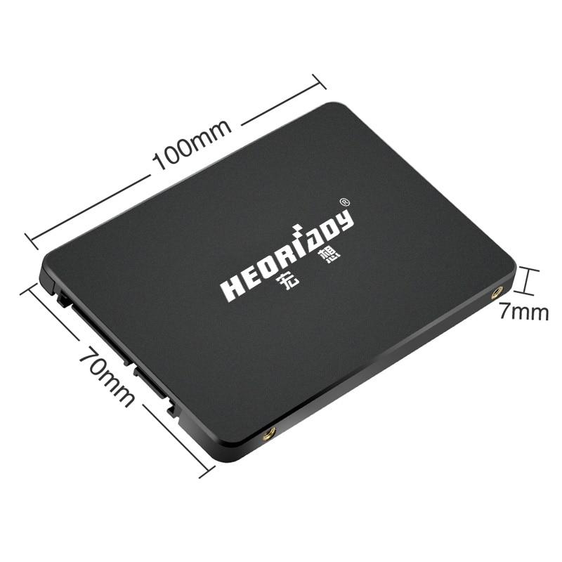 """heoriady SSD 240GB 120GB 480GB 500GB 512GB 1TB 2TB SSD 2.5 Hard Drive Disk Disc Solid State Disks 2.5 """" Internal HDD 128GB 256GB 4"""