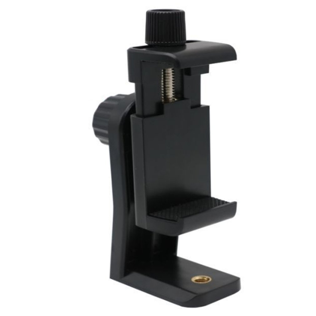 Phone Tripod Mount Adapter Clip Support Holder Stand Vertical&Horizontal Video Shooting For Andriod IPhone Smart Phones