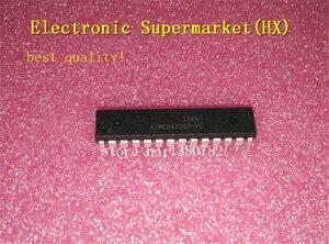 Image 1 - Gratis Verzending 10 stks/partijen ATMEGA328P PU ATMEGA328P ATMEGA328 DIP 28 Nieuwe originele IC