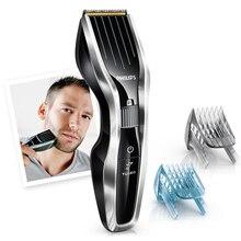Philips saç kesme makinesi HC5450 elektrikli tıraş makinesi çıkarılabilir kesici kafa yıkanabilir şarj edilebilir jilet çocuklar ve yetişkinler için