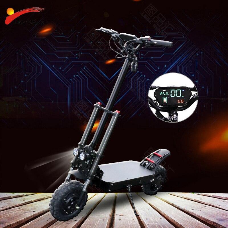 Scooter électrique puissant de 80 km/h 11