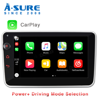 A-Sure Car Multimedia Player Android Driving Mode Selection AutoRadio 4G LTE DSP GPS For Volkswagen VW Passat b6 Tiguan Golf 5 6