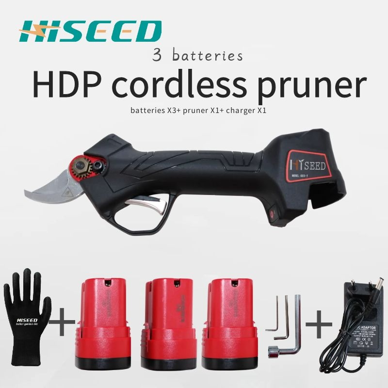 Cordless Batteries Pruner Pruning Shears