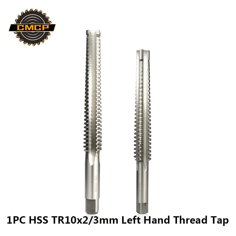 High Quality TR20 x 4 Trapezoidal Metric HSS Left Hand Thread Tap