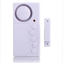 4 in 1 Wireless Home Window Door Burglar Security Sensor Alarm System for Home Security System Door Magnetic Burglar Alarm