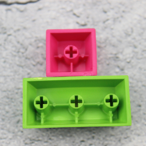 Image 5 - Iobao clavier mécanique de jeu Rgb, Teclado Mecanico Mx couleur vive, Pbt, 14 touches couleur, impression supérieure