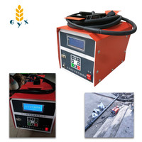 Electric fusion welding machine pipeline automatic welding equipment gas hydropower engineering pipe welding machine