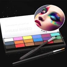 Краска для лица boby art 18 цветов Лидер продаж детская Водорастворимая