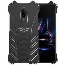 For OnePlus 7 Pro Case Batman Luxury Alu
