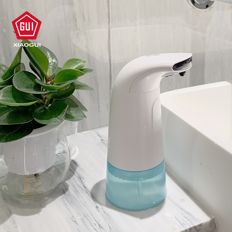 XiaoGui Automatic Induction Foam Soap Dispenser  Kitchenware Decoration Distributor Hand Disinfector