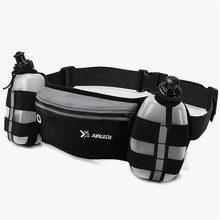 Pouch Phone-Holder Waist-Bag Fanny-Pack Hydration-Belt Water-Bottles Cycling Marathon