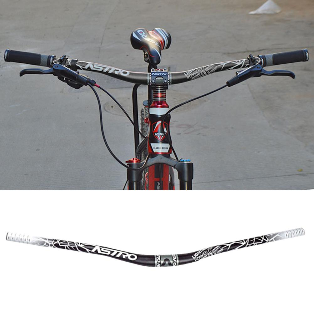 Full Carbon 3K MTB Mountain XC AM Road Bike Riser bar Handlebar 31.8*580-760mm