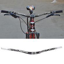 Manillar para bicicleta de montaña 31,8mm/720mm manillar MTB 720MM