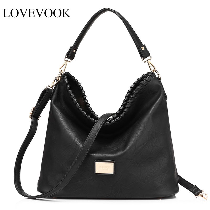 LOVEVOOK Women Shoulder Crossbody Bag Female Handbag Famous Brands Messenger Bags For Women Totes Purses And Handbags Large 2018
