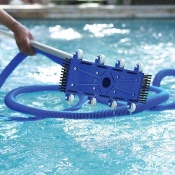 Pool Staubsauger   Heavy Duty In-Boden Pool Vakuum Schlauch Mit Swivel Manschette Schwimmen Pool Vakuum Schlauch Reinigung Zubehör