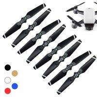 8 шт. Пропеллер для DJI Spark Drone 4730 быстросъемные складные лопасти 4730F запасные части аксессуар крылья винт