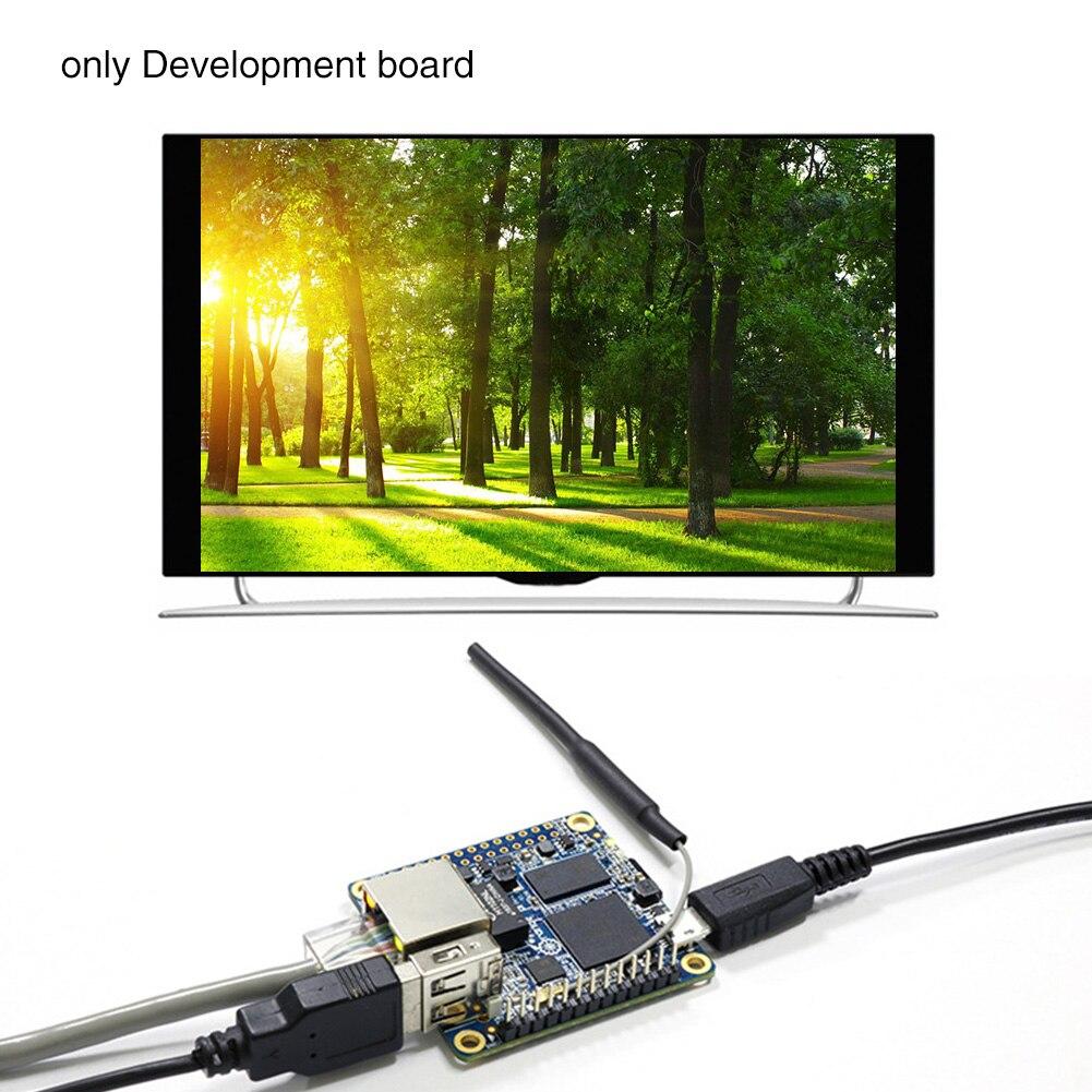 Orange Pi Zero H2 Quad Core High Performance Open Source With WiFi Antenna Development Board Mini Tool Computer For Raspberry Pi