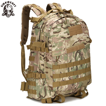 3D Outdoor Sport Military Tactical Climbing Mountaineering Backpack Camping Hiking Trekking Rucksack Travel Outdoor Bag 40L Bags hiking outdoor bag travel sport backpack climbing men tactical backpacks army military tactical bags camping trekking rucksack