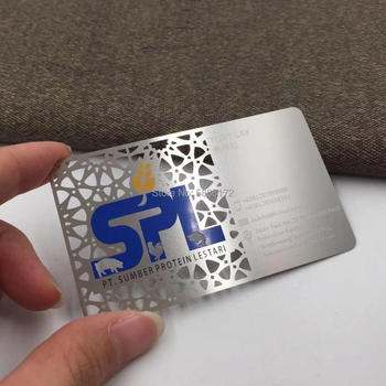 Steel business card,stainless steel metal business card,cutting through silver metal steel card new arrival etching and cutting through stainless steel metal material metal etched business cards