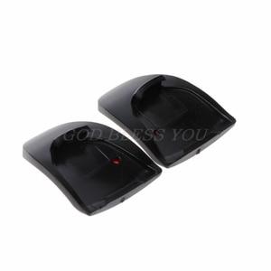 Image 4 - 1 زوج جديد مكافحة زلة L2 R2 الزناد تمديد أزرار عدة ل PS4 تحكم التناظرية تمديدات الإبهام قطرة الشحن