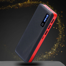 Soodoo Power Bank 10000mAh For Xiaomi Mi 3 USB PowerBank Portable Charger External Battery Poverbank For iPhone 7 6 X 8 XS MAX