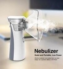 Новый медицинский портативный небулайзер мини ингалятор с usb