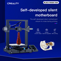 3D принтер, creality ender-3 v2 /pro/для 175 мм PLA PETG ABS нейлон/из России/anycubic/комплект самостоятельной сборки