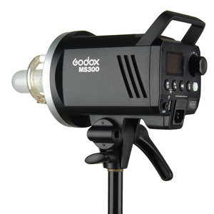 Image 3 - Godox 200W MS200 or 300W MS300 Studio Flash 2.4G Built in Wireless Receiver Lightweight Compact and Durable Bowens Mount Flash
