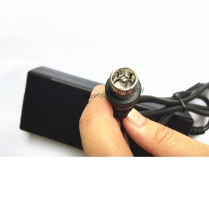 Image 3 - الناتج 42V3A ليثيوم أيون شاحن بطارية ليثيوم ل 36 فولت دراجة كهربائية بطارية سدادة RCA موصل 36 فولت ليثيوم أيون شاحن بطارية