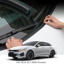 1.8M Car Window Sealant Rubber Protector Seal Strip Trim Car Front Windshield Spoiler For KIA K5 K3 Sportage R KX-Cross ect.