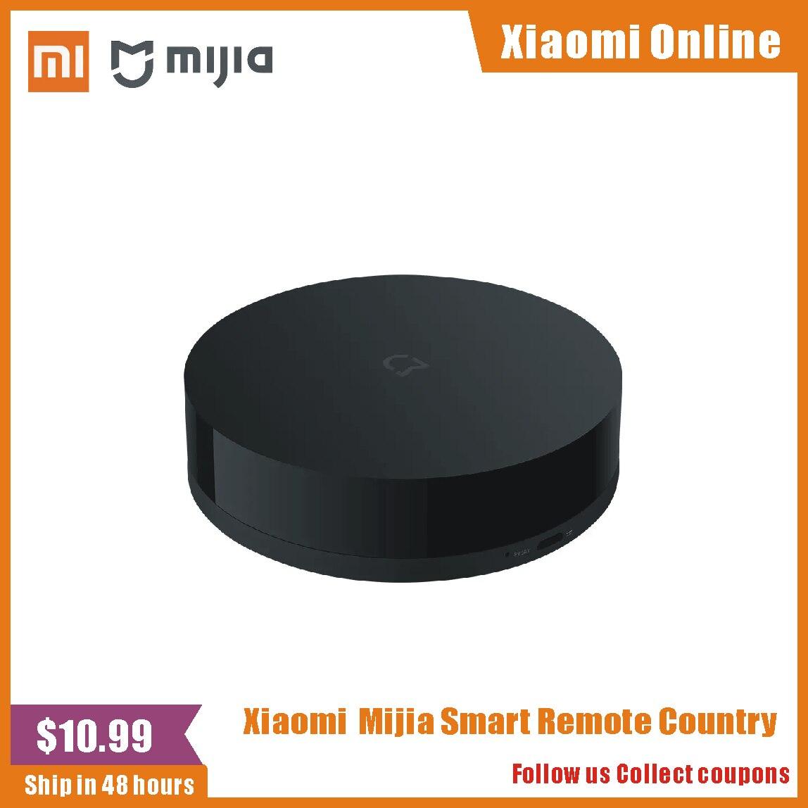 Xiaomi Universal Remote Controller Switch Smart WiFi Mijia Home APP Remote Control Surpport Mi AI Speaker Voice Control(China)